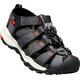 Keen Youth Newport Neo H2 Sandals Magnet/Spicy Orange